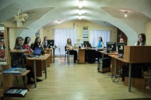 Agentur in Sankt Petersburg