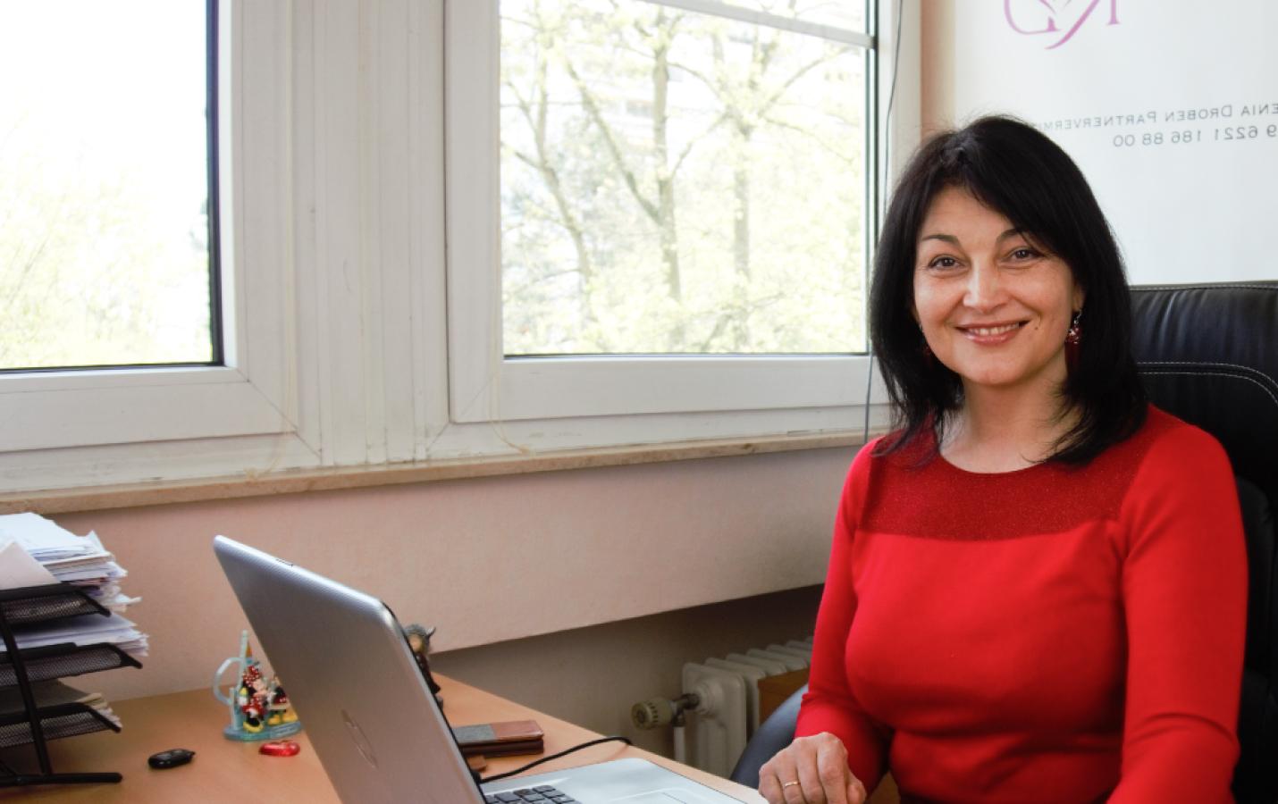 Frau aus Ukraine treffen